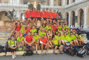Arrivo Assisi-Loreto